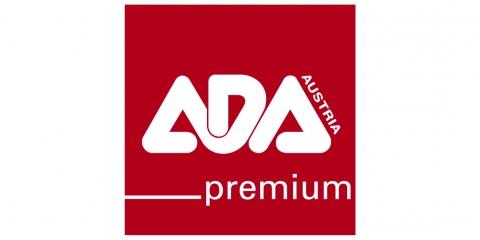 """roter Hintergrund mit weißer Aufschrift """"Ada"""""""