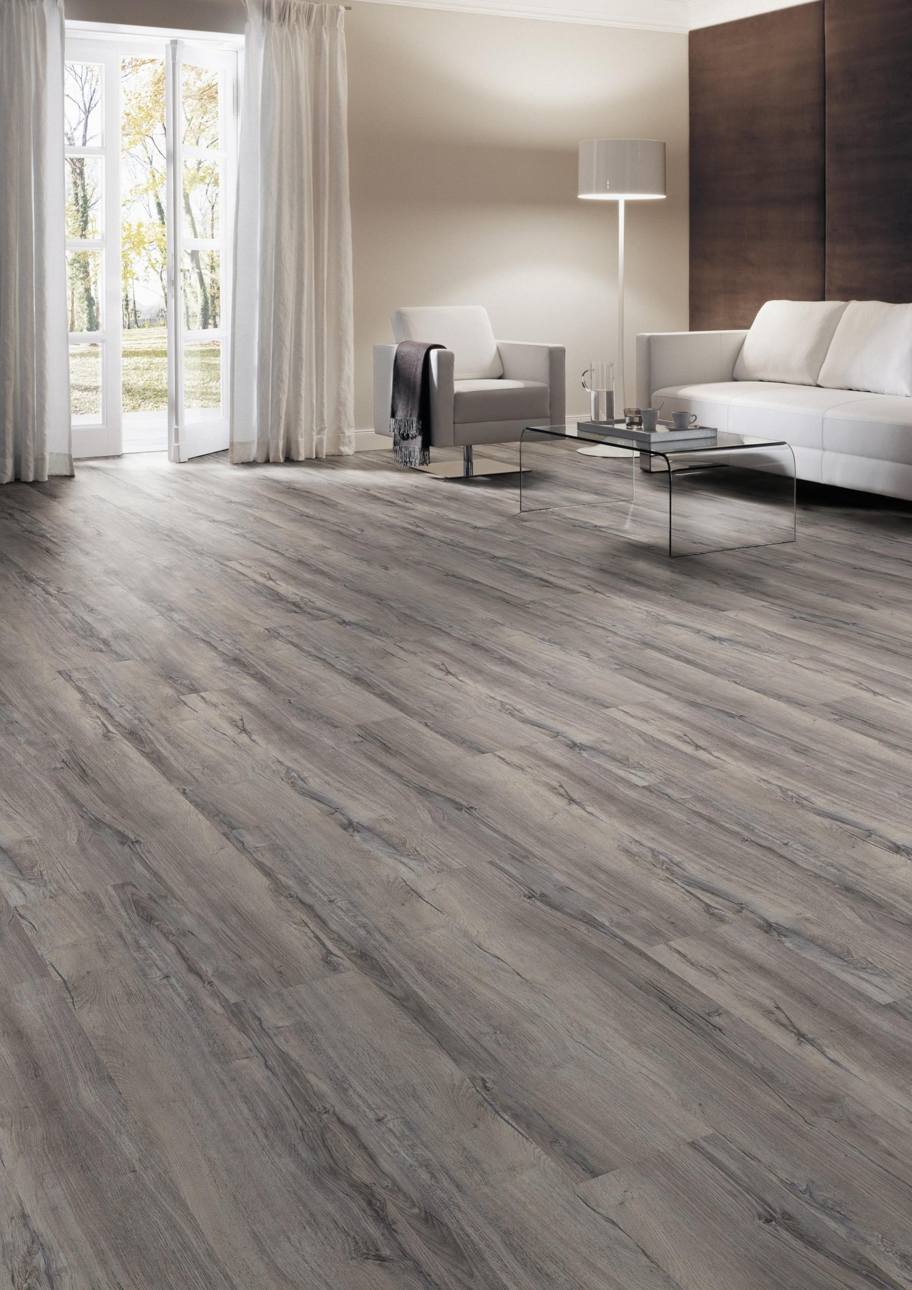 Wohnzimmer Boden aus Eiche Farbe Daytona Sor